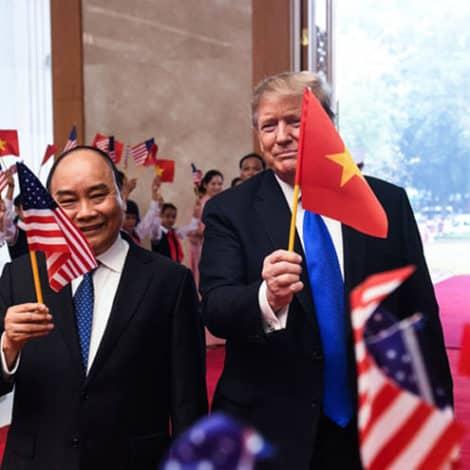 MEDIA MADNESS: NBC News Editor Slams Trump for Not 'Mentioning' VIETNAM WAR in Hanoi