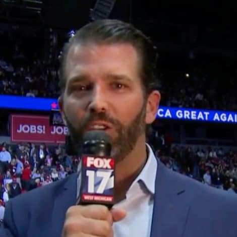 TRUMP JR ON HANNITY: Mueller Report is 'Vindication' for ALL AMERICANS that Support the President