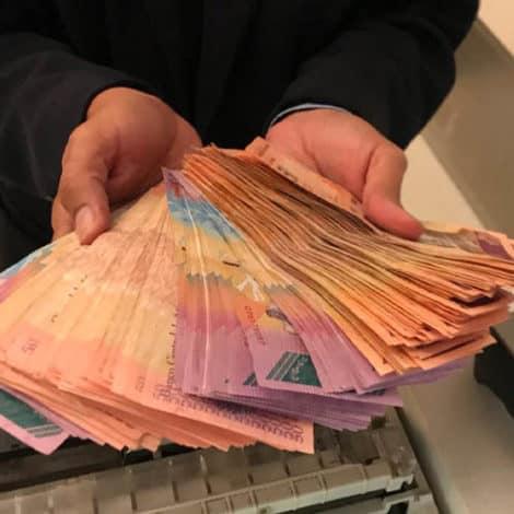 SOCIALIST UTOPIA: Reporter Shows How Much Money a Simple Breakfast Costs in Venezuela