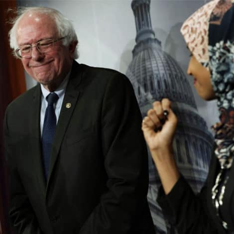 BERNIE BACKS OMAR: Sanders Defends Omar's 'Legitimate Criticism' of Israel