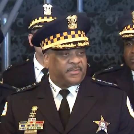 UPDATE: Chicago Police Boss 'FURIOUS' Over Smollett Case, Demands Answers from Officials