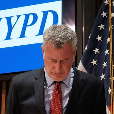 DE BLASIO'S NYC: New York's Murder Rate Soars 50% in 2019; Rapes Rise 23%