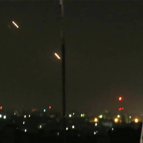 BREAKING: Gaza Militants Launch MULTIPLE ROCKETS into Israel Following Air Strikes on Hamas