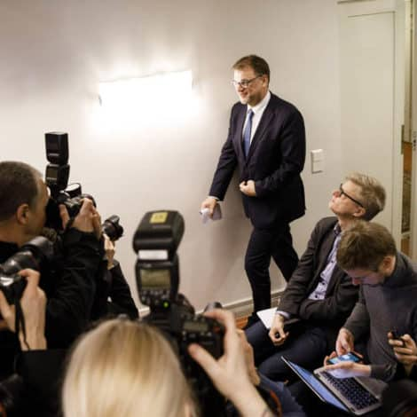 HELL IN HELSINKI: Finland's 'ENTIRE GOVERNMENT' Resigns After Welfare Reform Fails