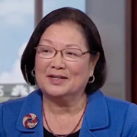 GEOGRAPHY 101: Democratic Senator from HAWAII Says Eliminating Air Travel 'NOT CRAZY'