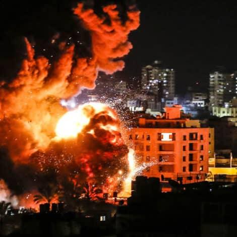 DEVELOPING: Israel Destroys Targets in Gaza Following Unprovoked Rocket Attack, UN Urges 'Restraint'