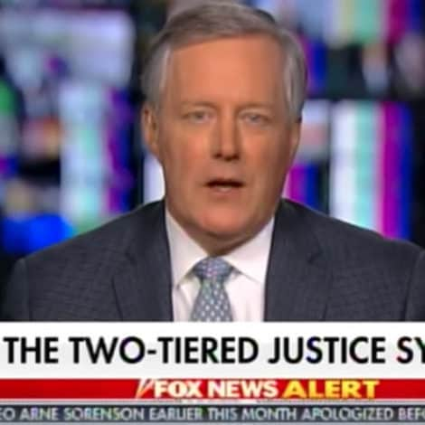 MEADOWS ON HANNITY: 'Sitting Ambassadors' Worked with DOJ, FBI in Plot to Overthrow TRUMP