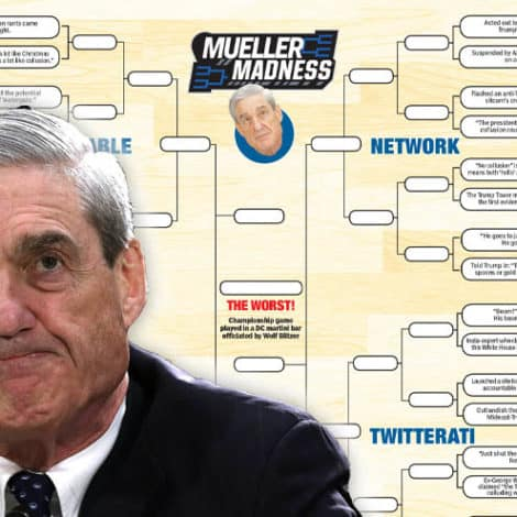 COLLUSION DELUSION CHALLENGE! Match Hannity's Bracket and Win Exclusive Prizes