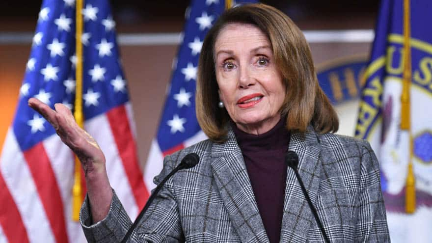 Partner Content - CALL TO ARMS: Pelosi Strangely Suggests Dems Must 'Throw a Punch' at Rep...