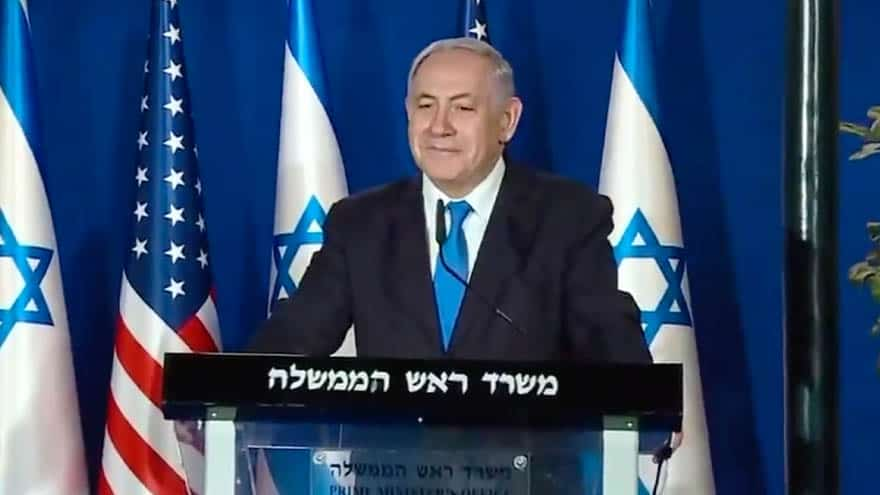 Partner Content - BIBI BLOCKS THE SQUAD: Netanyahu Releases Statement, Says Reps 'Deny Isr...