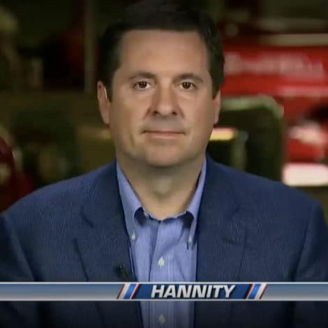 NUNES ON HANNITY: $250 Million Lawsuit Against Twitter is the 'First of Many'