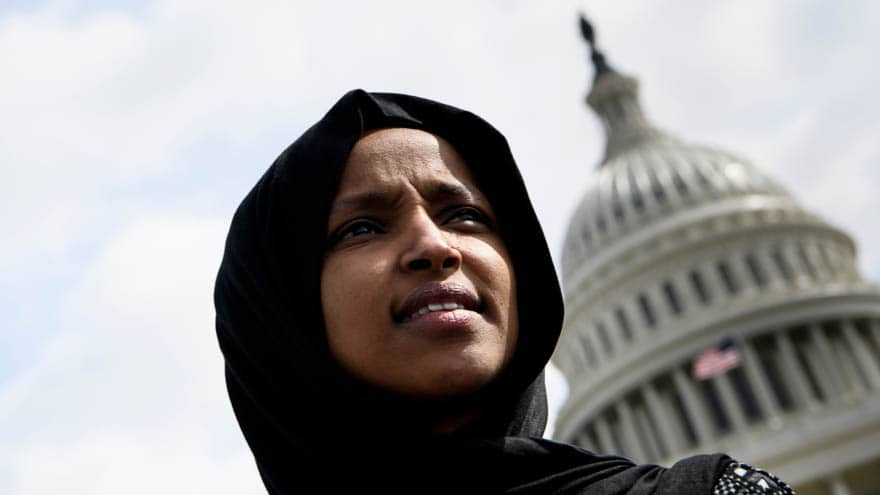 Partner Content - OMAR ERUPTS: Ilhan Omar Posts Anti-Israeli Tirade, Says World Must Work ...