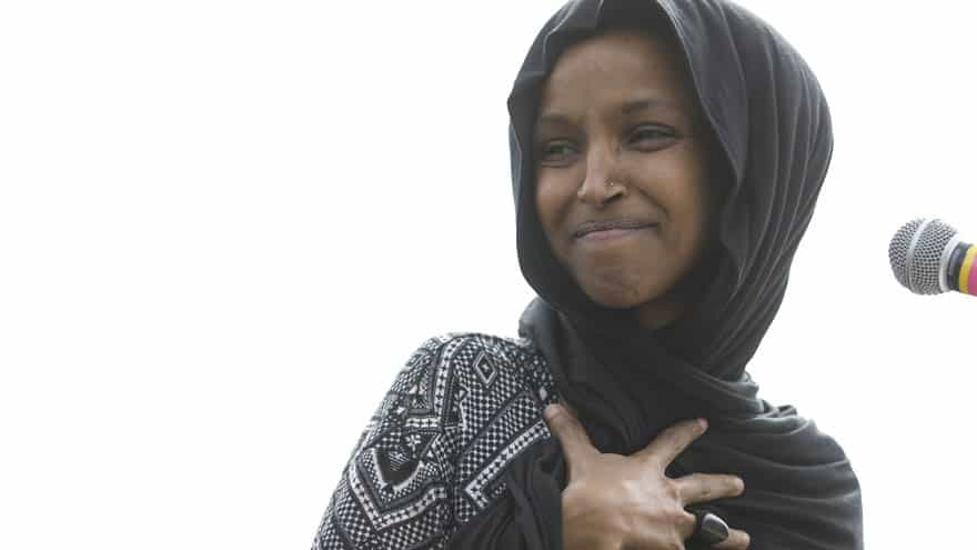 Partner Content - OTHER PEOPLE'S MONEY: Ilhan Omar -Who Makes $174,000 Per Year- Wants YOU to Pay Off her Student Debt