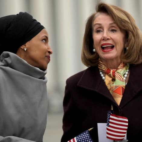 OMAR GOES OFF: Omar RIPS Pelosi Over Pro-Israel Speech, Says Comments 'Beneath Any Leader'