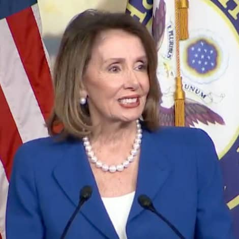 DEMS DIG IN: Nancy Pelosi Says She's 'SO PROUD' of Adam Schiff's 'Work as Chairman'