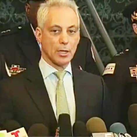 CHICAGO MAYOR: Decision to Drop Jussie Smollett Charges a 'Whitewash of Justice'