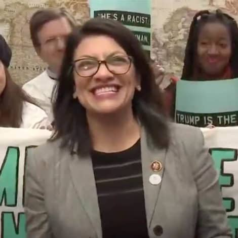 IT'S OFFICIAL: Rep. Rashida Tlaib to File Impeachment Resolution 'Later this Month'