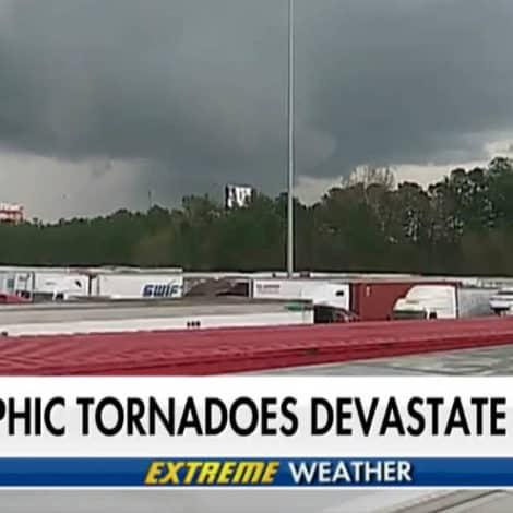 DEVASTATION: Massive Tornado Kills 23 in Alabama, 'Double Digits' Still Missing