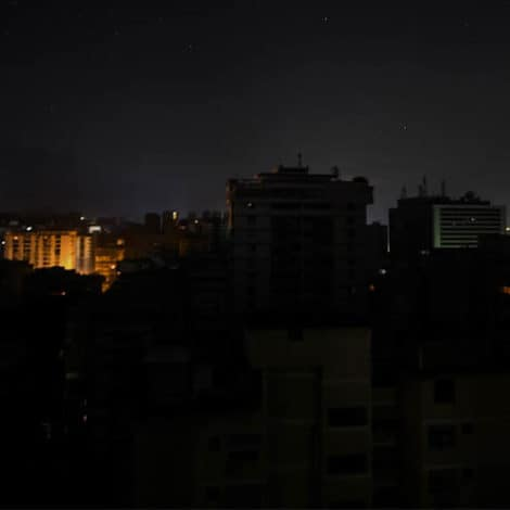 INTO DARKNESS: New Blackouts Hit Venezuela, 'Tsunami of Violence' Reported Across the Country