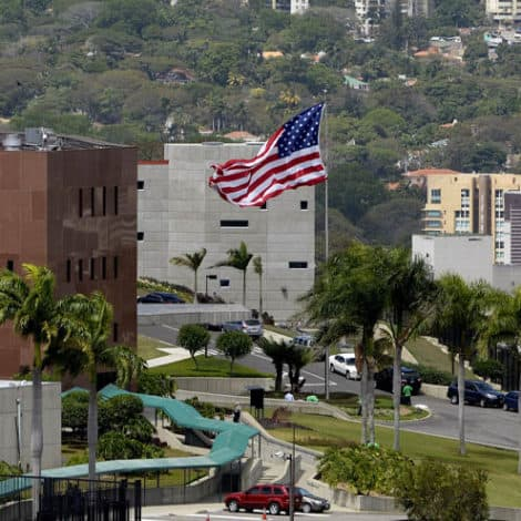 'DETERIORATING SITUATION': Mike Pompeo Orders Withdrawal of US Embassy Staff from Venezuela
