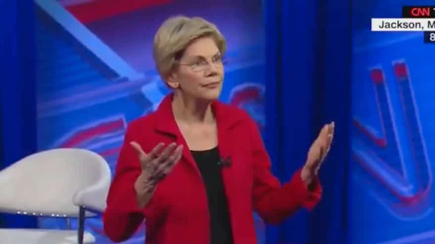 Partner Content - Fuzzy Math: Warren Claims $52T Healthcare Plan Will Save American Famili...