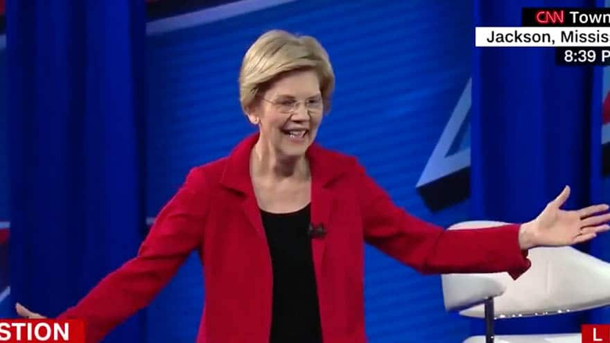 PLAN B: Elizabeth Warren Officially Calls for the Abolishment of the ELECTORAL COLLEGE