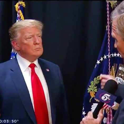 TRUMP: Ilhan Omar 'Extremely Unpatriotic' and 'Extremely Disrespectful to Our Country'