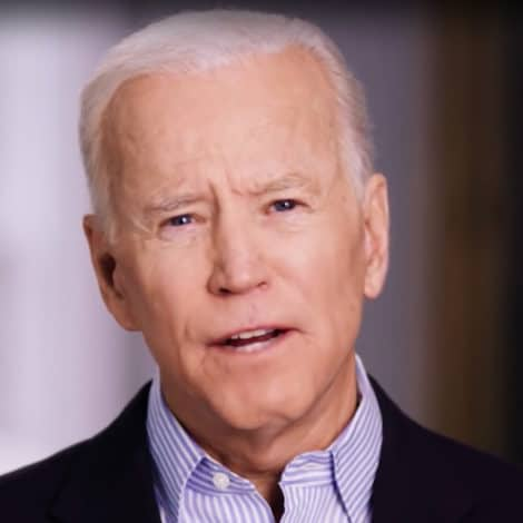 BIDEN STEPS IN: The Former Vice President Announces His Third Run for the White House