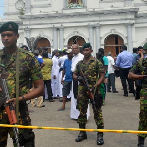 UPDATE: Sri Lanka Says 'Islamist Militants' Behind Attack, Nearly 300 Dead, Social Media Blocked