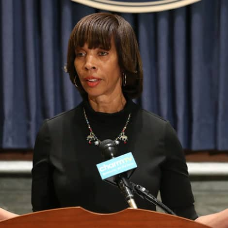 BREAKING NOW: FBI Raids Home of Baltimore Mayor, City Hall Over 'Book Sale' Investigation