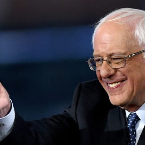 LATEST POLL: Bernie ON TOP in New Hampshire, Buttigieg Trails Biden By JUST 3%
