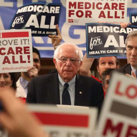 BERNIECARE: Sanders Unveils 'Medicare for All' Plan, Will Eliminate Private Insurance, Cost $30T