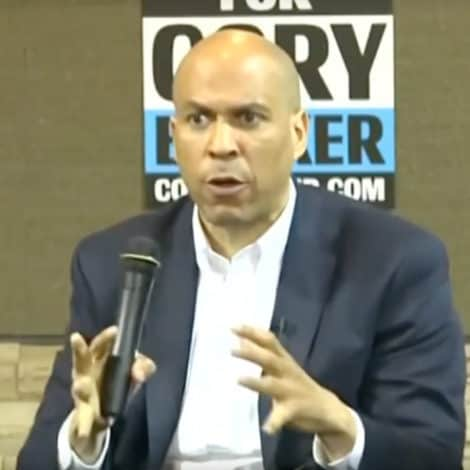 CORY BOOKER: Pro-Life Legislation Only Advances 'Schisms and Differences' Between Americans