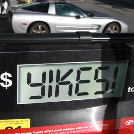PAIN AT THE PUMP: California Gas Prices SURGE Above $4 Per Gallon