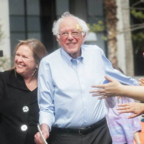 CASH TO BERN: Bernie Sanders Rakes in $18.2 MILLION in First Quarter of Campaign