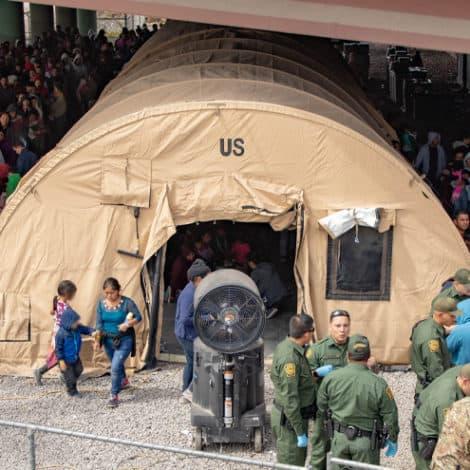 BORDER CHAOS: US Officials Say Migrant 'Apprehensions' May Reach 150,000+ PER MONTH