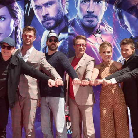 'AVENGERS' ASCENDS: The Latest Marvel Movie OBLITERATES Box Office Records Across the World