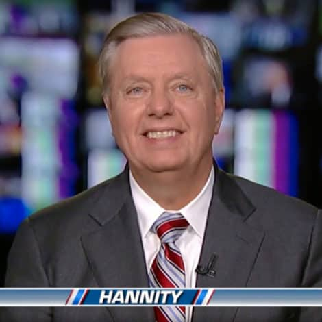 GRAHAM ON HANNITY: There's 'NO DOUBT' People Were Spying on Trump Campaign