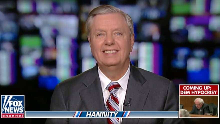 Partner Content - GRAHAM ON HANNITY: The Inspector General Will Testify Under Oath About F...
