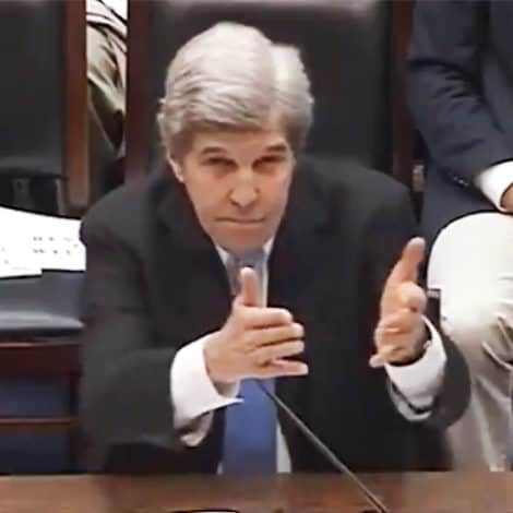 KERRY: AOC Done More In 'One Day than President Trump Has in His Lifetime' on Climate