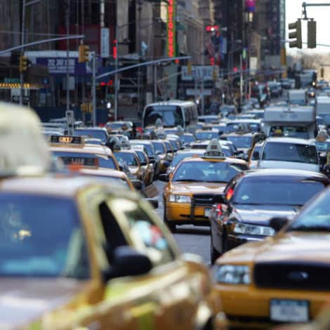 DE BLASIO'S NYC: New York to Charge Commuters $11.50 to Enter Midtown Manhattan, Trucks $25