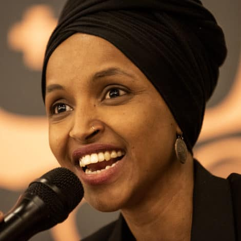 OMAR ERUPTS: Ilhan Omar Compares Trump's 'Muslim Ban' with Those 'Fleeing Nazis' During WWII