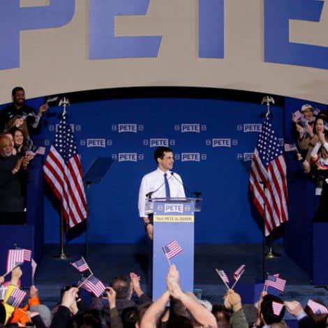 IT'S OFFICIAL: Pete Buttigieg Enters 2020 Race for the White House