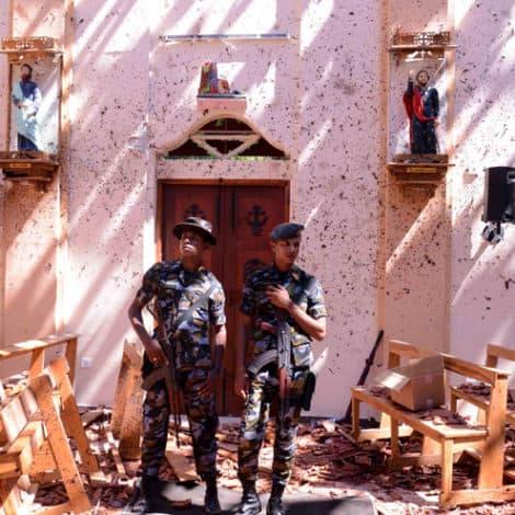 BREAKING NOW: Multiple Easter Sunday Bombings Kill 200+ at Sri Lanka Churches, Hotels
