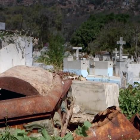 ON THE BRINK: Starving Venezuelans Resort to 'Grave Robbing' for Jewelry, 'Gold Teeth' as Inflation Soars