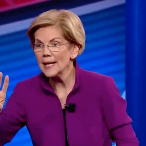 LIBERAL MATH: Warren Says '2% Tax' on Rich Americans Can Fund Free Childcare, College, Student Debt, MORE!