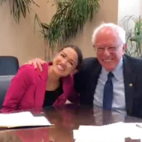 'POSTAL BANKING'? AOC, Bernie Call for the Creation of Government-Owned Banks Run by the US Post Office