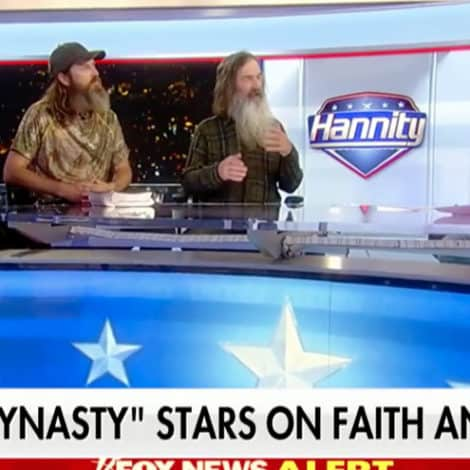 WATCH: 'Duck Dynasty' Stars Discuss Faith, Family, Politics, and the 'American Soul'