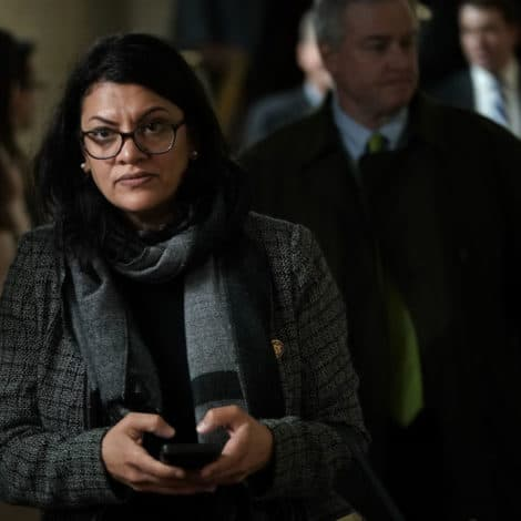 TLAIB IN TROUBLE: President Trump Slams Tlaib's 'Tremendous Hatred of Israel and the Jewish People'