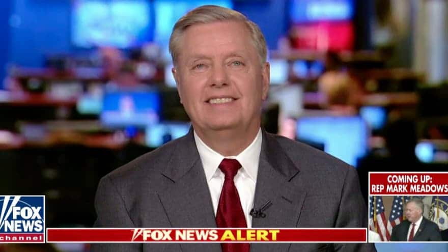 Partner Content - GRAHAM ON HANNITY: 'I Predict a Bipartisan Acquittal of President Trump'